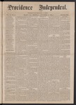 Providence Independent, V. 3, No. 13, Thursday, September 6, 1877 by Providence Independent