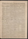 Providence Independent, V. 3, Thursday, March 28, 1878, [Whole Number: 144]