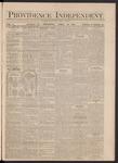 Providence Independent, V. 3, Thursday, April 18, 1878, [Whole Number: 147]