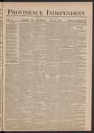 Providence Independent, V. 5, Thursday, July 17, 1879, [Whole Number: 214]