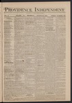 Providence Independent, V. 5, Thursday, August 14, 1879, [Whole Number: 218]