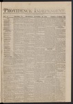 Providence Independent, V. 5, Thursday, October 23, 1879, [Whole Number: 228]