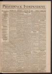 Providence Independent, V. 5, Thursday, January 22, 1880, [Whole Number: 241]