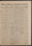 Providence Independent, V. 5, Thursday, March 11, 1880, [Whole Number: 248]
