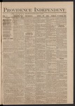 Providence Independent, V. 5, Thursday, April 29, 1880, [Whole Number: 255]
