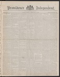 Providence Independent, V. 8, Thursday, February 8, 1883, [Whole Number: 400]