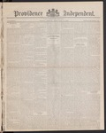 Providence Independent, V. 8, Thursday, February 15, 1883, [Whole Number: 401]