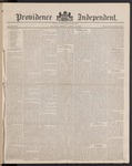 Providence Independent, V. 8, Thursday, April 5, 1883, [Whole Number: 408]
