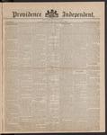 Providence Independent, V. 9, Thursday, July 5, 1883, [Whole Number: 420]