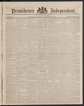Providence Independent, V. 9, Thursday, September 6, 1883, [Whole Number: 429]