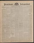 Providence Independent, V. 9, Thursday, November 15, 1883, [Whole Number: 439]