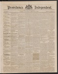 Providence Independent, V. 9, Thursday, February 14, 1884, [Whole Number: 452]