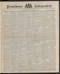 Providence Independent, V. 10, Thursday, June 26, 1884, [Whole Number: 471]