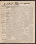 Providence Independent, V. 11, Thursday, March 4, 1886, [Whole Number: 558]
