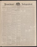 Providence Independent, V. 12, Thursday, December 23, 1886, [Whole Number: 601]
