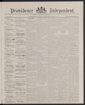Providence Independent, V. 13, Thursday, February 23, 1888, [Whole Number: 661]