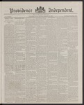 Providence Independent, V. 13, Thursday, March 22, 1888, [Whole Number: 665]