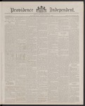 Providence Independent, V. 13, Thursday, April 12, 1888, [Whole Number: 668]