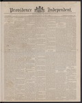 Providence Independent, V. 13, Thursday, June 7, 1888, [Whole Number: 676] by Providence Independent