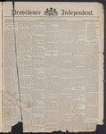 Providence Independent, V. 14, Thursday, June 14, 1888, [Whole Number: 677] by Providence Independent