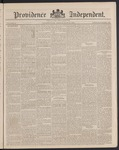 Providence Independent, V. 14, Thursday, July 19, 1888, [Whole Number: 682] by Providence Independent