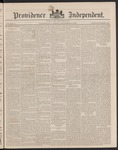 Providence Independent, V. 14, Thursday, September 13, 1888, [Whole Number: 690] by Providence Independent
