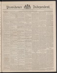 Providence Independent, V. 14, Thursday, September 20, 1888, [Whole Number: 691]