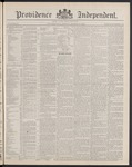 Providence Independent, V. 14, Thursday, March 14, 1889, [Whole Number: 716] by Providence Independent