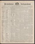 Providence Independent, V. 15, Thursday, February 27, 1890, [Whole Number: 767]