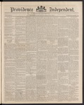 Providence Independent, V. 15, Thursday, March 20, 1890, [Whole Number: 770]