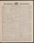 Providence Independent, V. 16, Thursday, June 19, 1890, [Whole Number: 783]