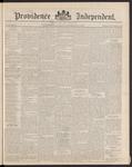 Providence Independent, V. 16, Thursday, September 4, 1890, [Whole Number: 794]