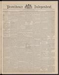 Providence Independent, V. 16, Thursday, November 27, 1890, [Whole Number: 806]