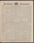 Providence Independent, V. 16, Thursday, December 18, 1890, [Whole Number: 809]