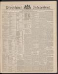 Providence Independent, V. 16, Thursday, February 5, 1891, [Whole Number: 816]