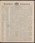 Providence Independent, V. 16, Thursday, April 23, 1891, [Whole Number: 827]