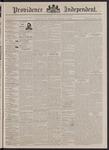 Providence Independent, V. 17, Thursday, September 17, 1891, [Whole Number: 848]