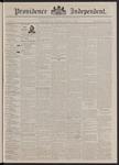 Providence Independent, V. 17, Thursday, October 1, 1891, [Whole Number: 850]