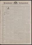 Providence Independent, V. 17, Thursday, October 29, 1891, [Whole Number: 854]