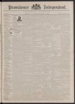 Providence Independent, V. 17, Thursday, November 5, 1891, [Whole Number: 855]