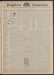 Providence Independent, V. 17, Thursday, December 24, 1891, [Whole Number: 862]