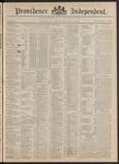 Providence Independent, V. 17, Thursday, February 11, 1892, [Whole Number: 869]
