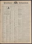 Providence Independent, V. 17, Thursday, February 25, 1892, [Whole Number: 871]