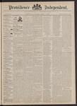 Providence Independent, V. 18, Thursday, August 4, 1892, [Whole Number: 894]