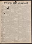 Providence Independent, V. 18, Thursday, September 22, 1892, [Whole Number: 901]