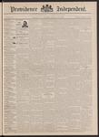 Providence Independent, V. 18, Thursday, September 29, 1892, [Whole Number: 902]