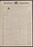 Providence Independent, V. 18, Thursday, November 10, 1892, [Whole Number: 908]
