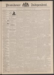 Providence Independent, V. 18, Thursday, November 24, 1892, [Whole Number: 910]