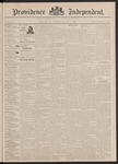 Providence Independent, V. 18, Thursday, January 5, 1893, [Whole Number: 916]