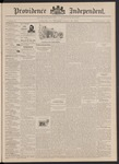 Providence Independent, V. 18, Thursday, January 26, 1893, [Whole Number: 919] by Providence Independent